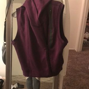 Nike sweater vest.